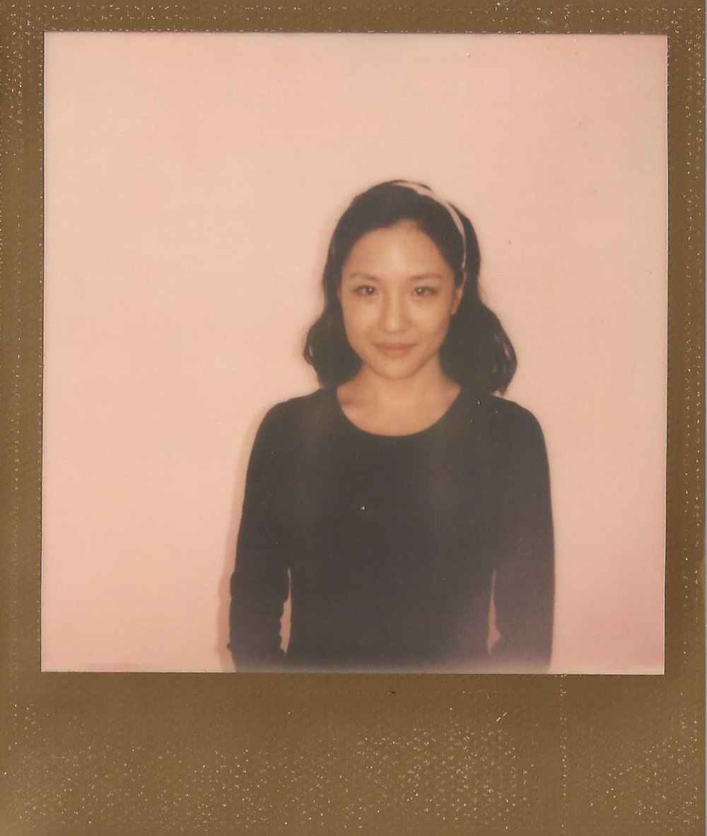 Constance Wu, Color Film for 600 Gold Frame
