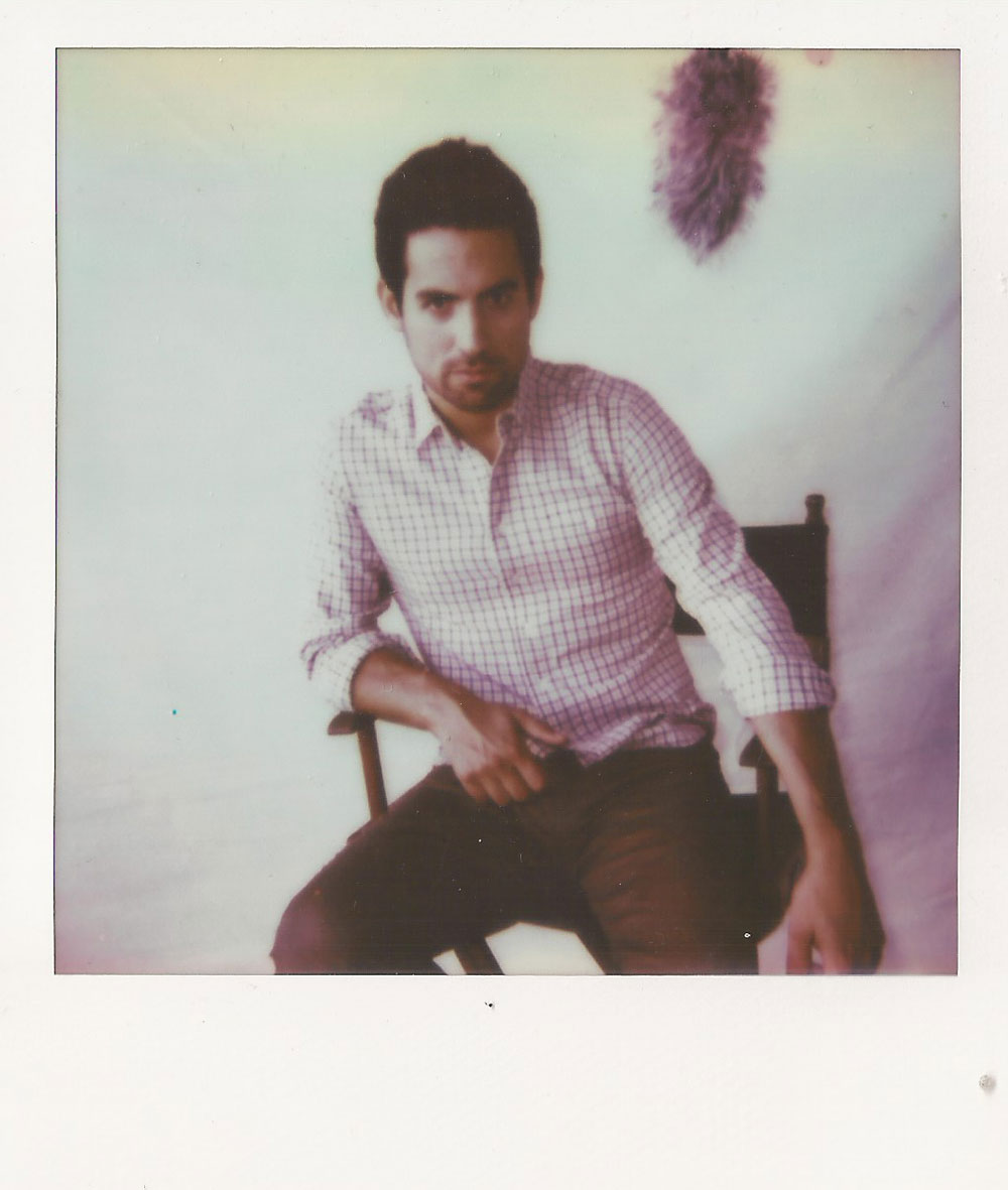 Ed Weeks (The Mindy Project), Color Film for 600