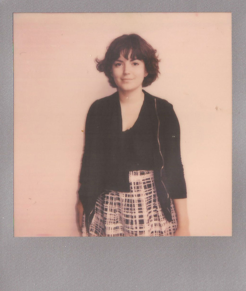 Ellen Bennett of Hedley & Bennett, Color Film for 600 Silver Frame