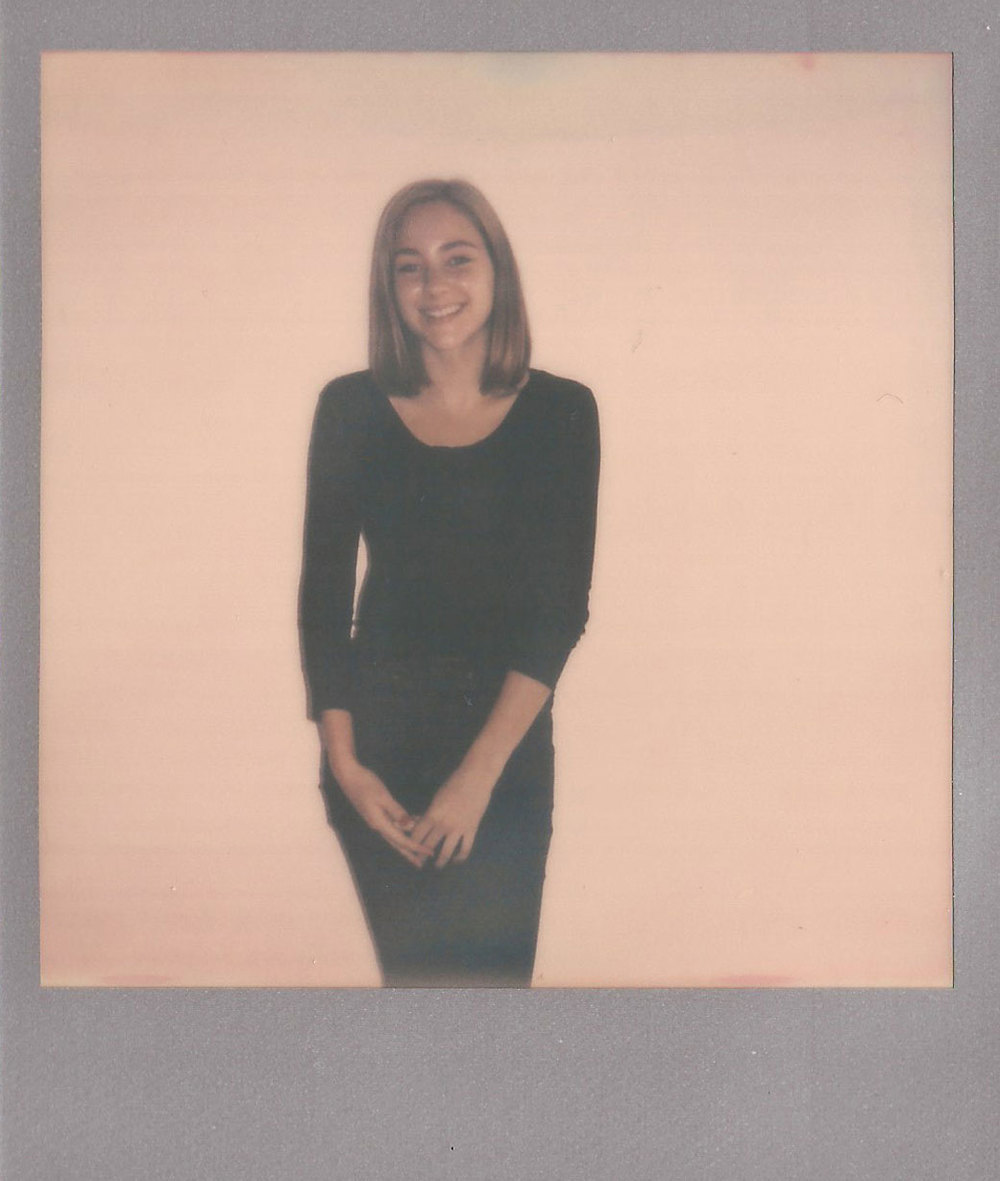 Haley Ramm, Color Film for 600 Silver Frame