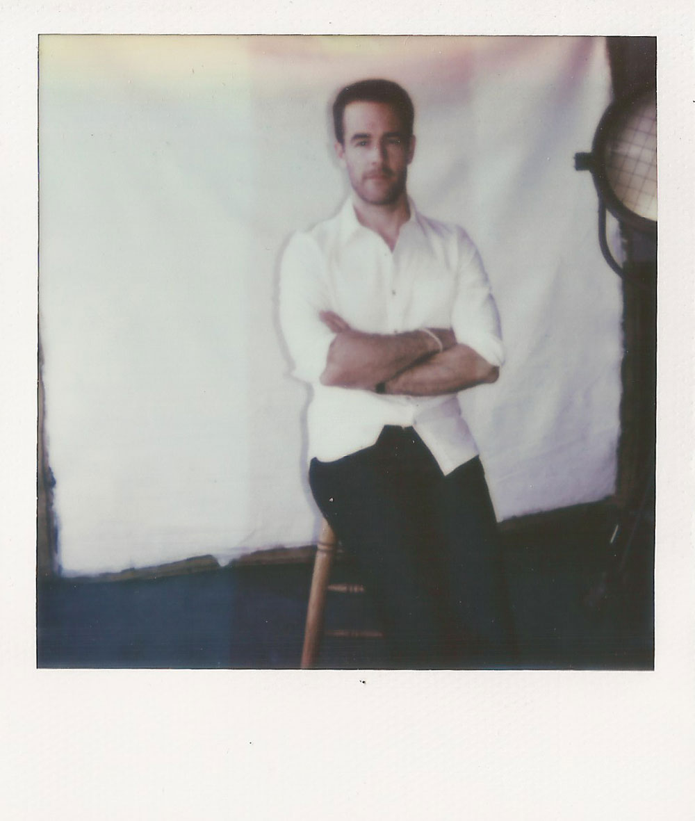 James Van Der Beek, Color Film for 600
