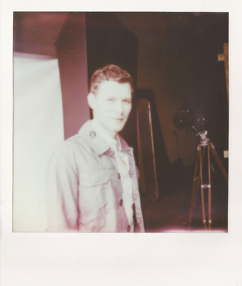Joseph Morgan (The Originals), Color Film for 600