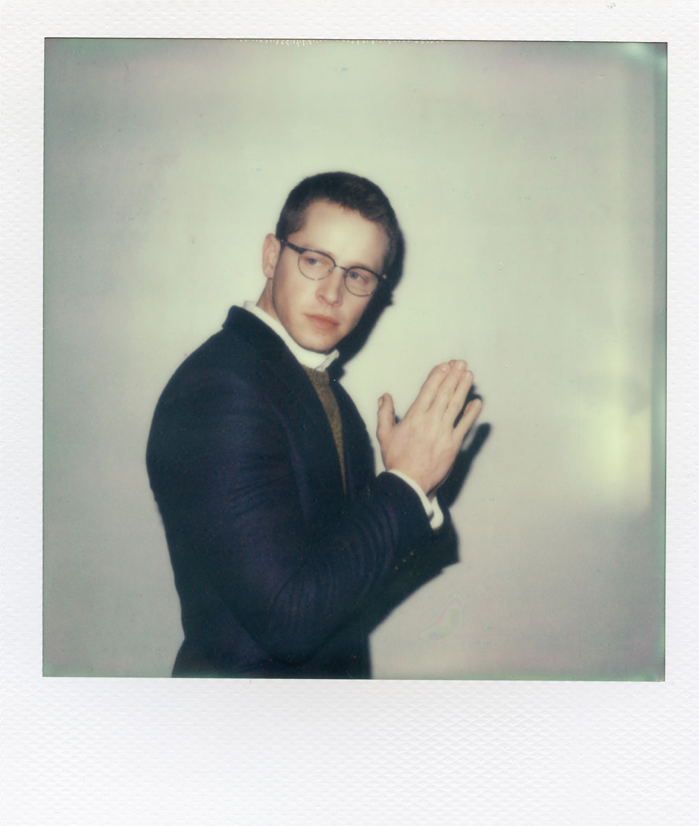 Josh Dallas (Once Upon a Time), Color Film for 600