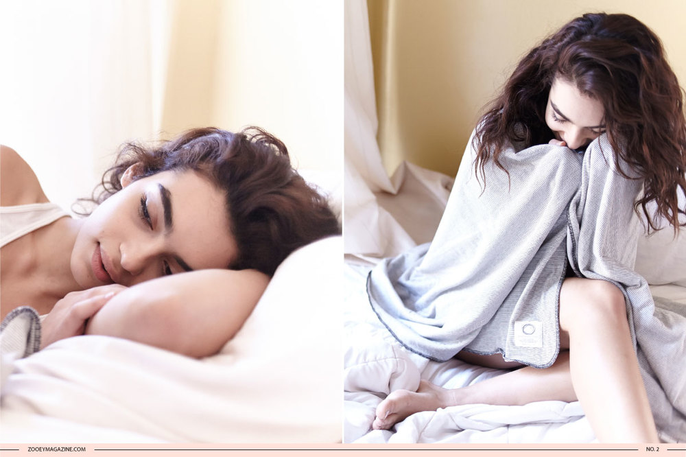 Blanket: Goodnight June.