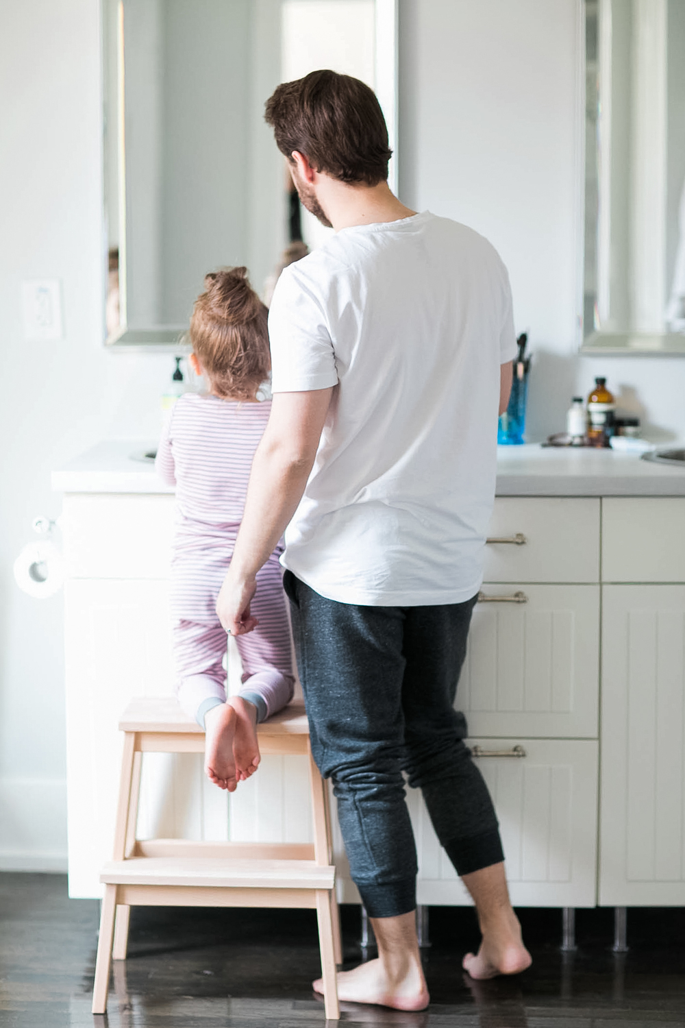 Family in the Morning, Zooey Magazine