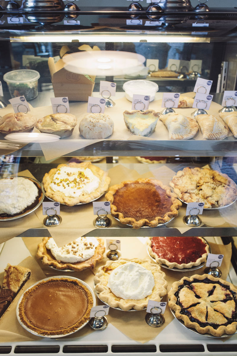 Zooey Magazine visits The Pie Hole in DTLA