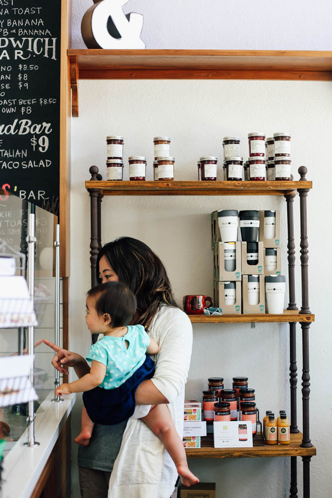 Zooey Magazine visits family-friendly Lavender & Honey in Pasadena