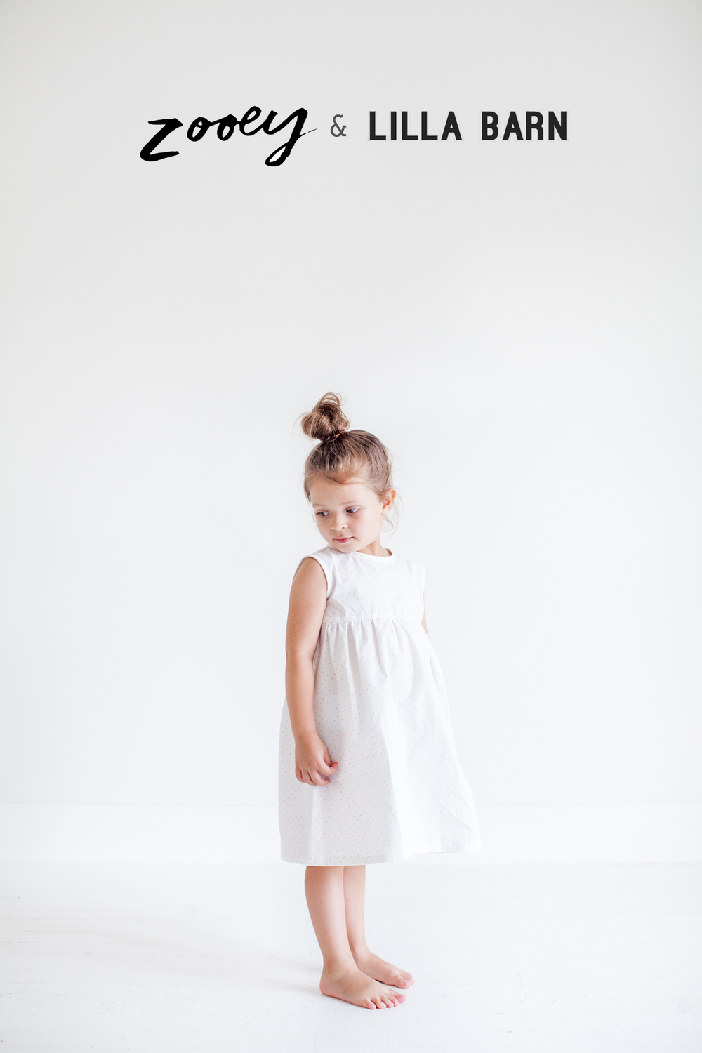 Vintage-Styled Dresses for Girls | Zooey Magazine x Lilla Barn