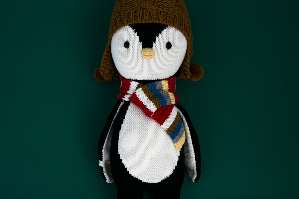 Penguin Plush Toy | Cuddle and Kind