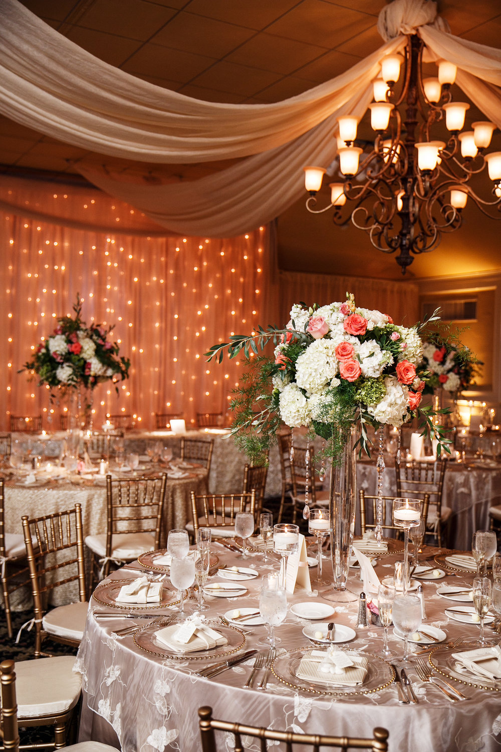 Custom wedding design