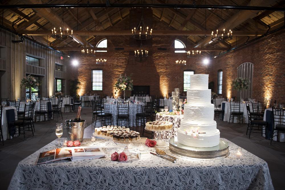 Cake, DJ, or Sweetheart Table Lighting