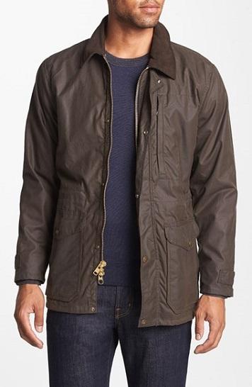 Filson Waxed Cotton Coat