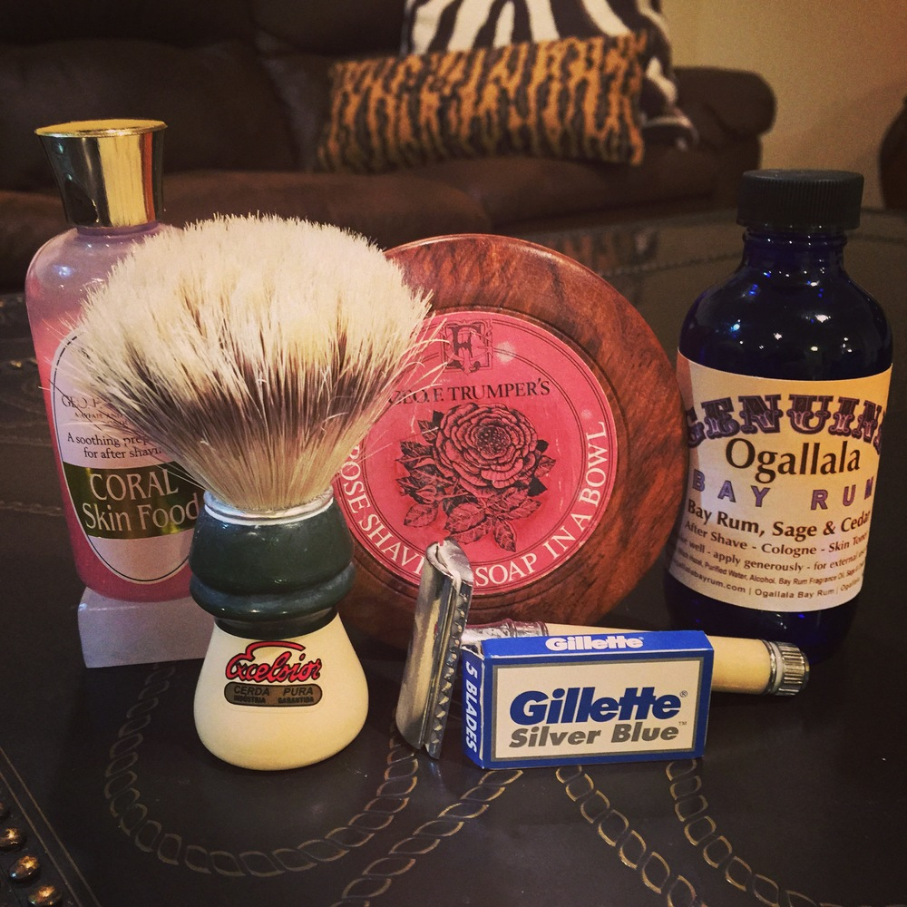 best mens style grooming lifestyle fashion blog shave of the day 11 6 2014