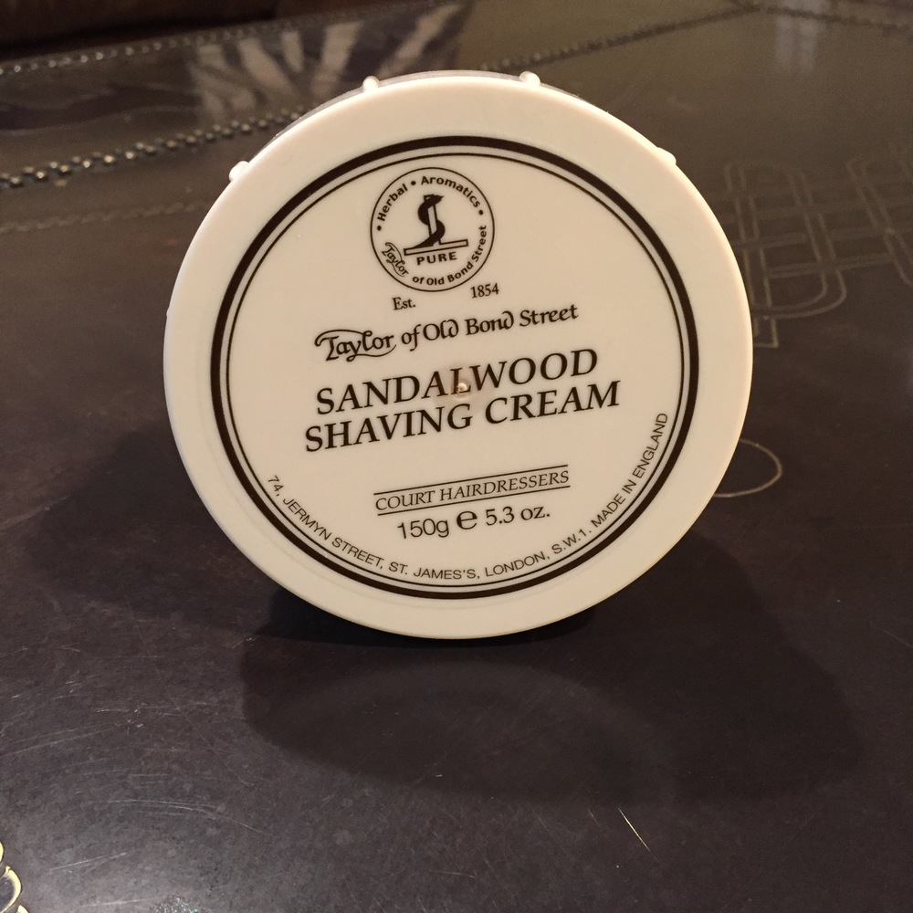 best mens style grooming lifestyle fashion blog taylor of old bond street sandalwood shaving cream