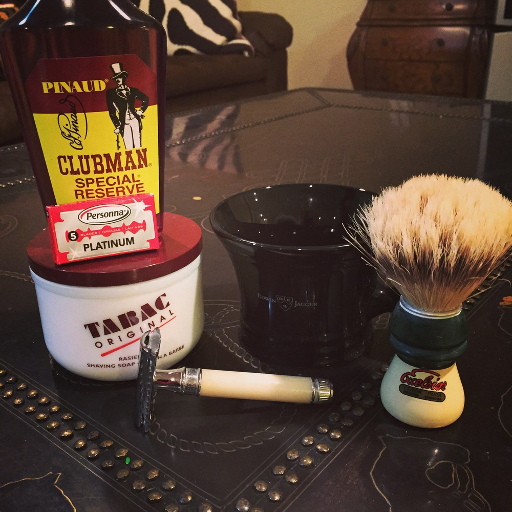 best mens style grooming lifestyle fashion blog shave of the day 11 18 2014