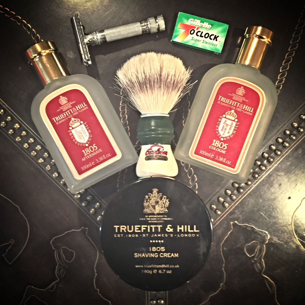 best mens style grooming lifestyle fashion blog shave of the day november 26 2014