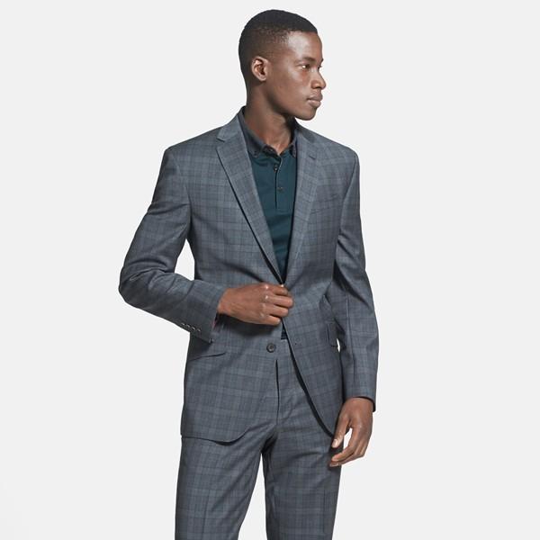 athletic build suits images