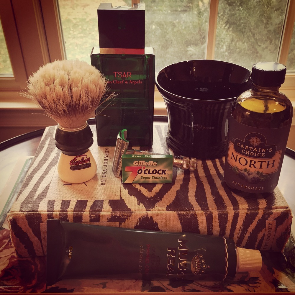 Shave of the Day (SOTD) - December 8, 2014