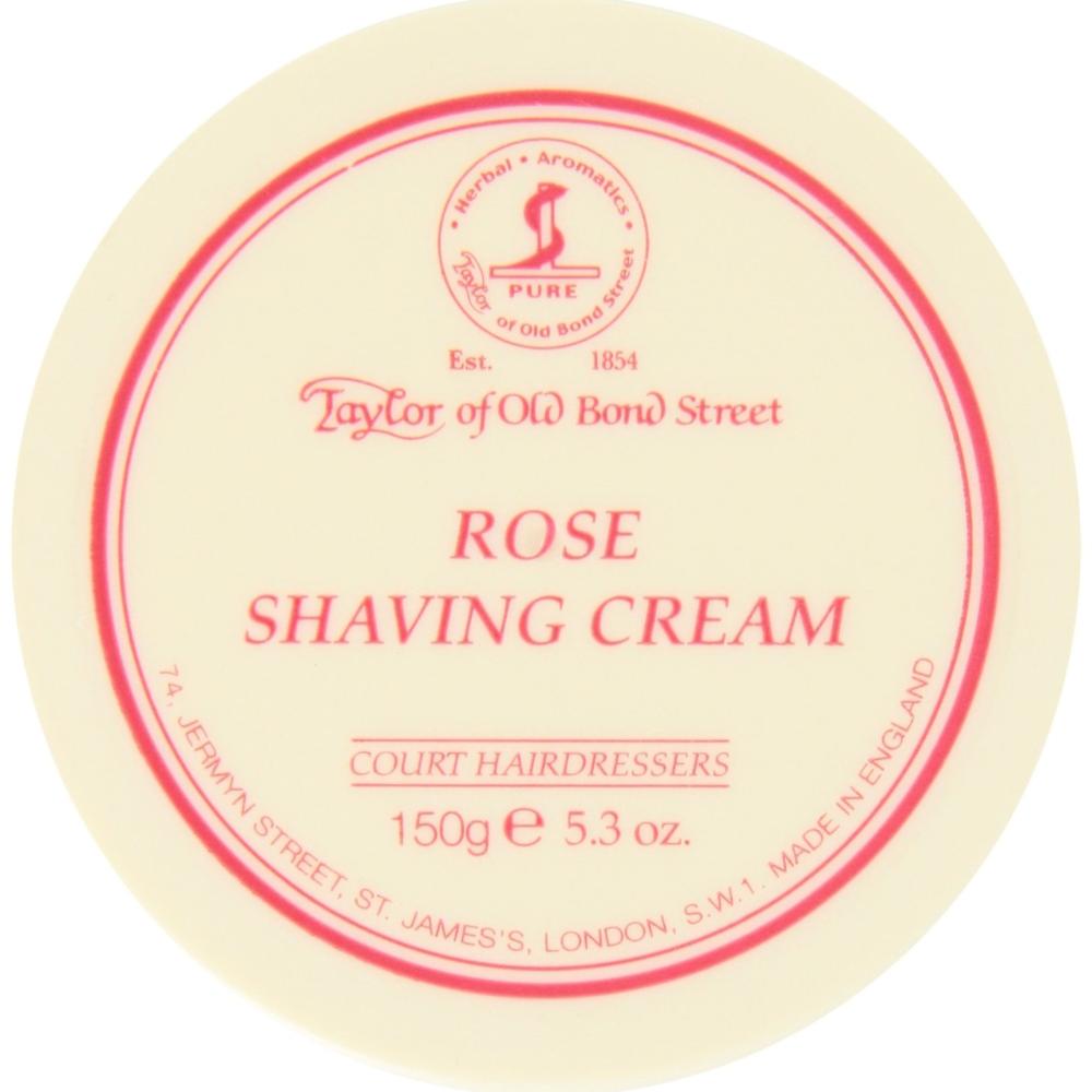 best mens style shaving grooming lifestyle fashion blog taylor of old bond street rose shaving cream