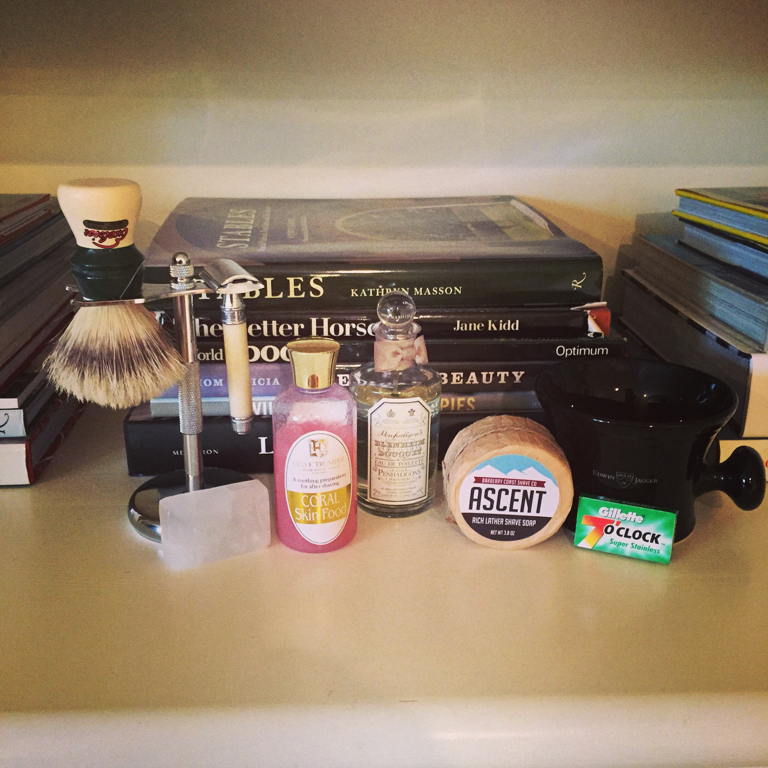 Shave of the Day (#SOTD) - December 10, 2014