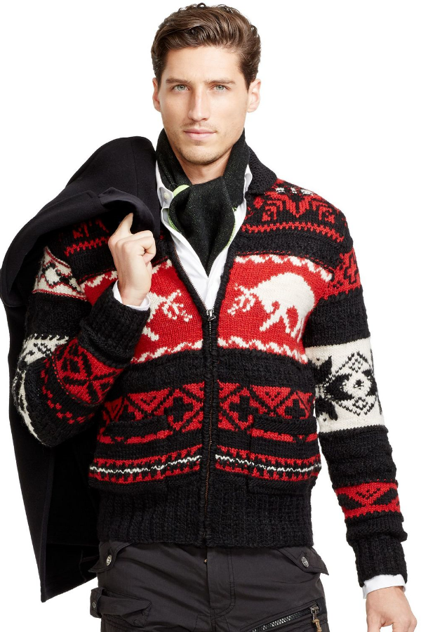 best mens style shaving grooming lifestyle fashion blog reindeer sweater 6