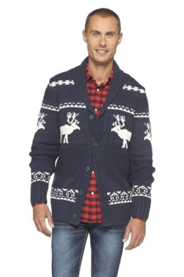 best mens style shaving grooming lifestyle fashion blog reindeer sweater 5