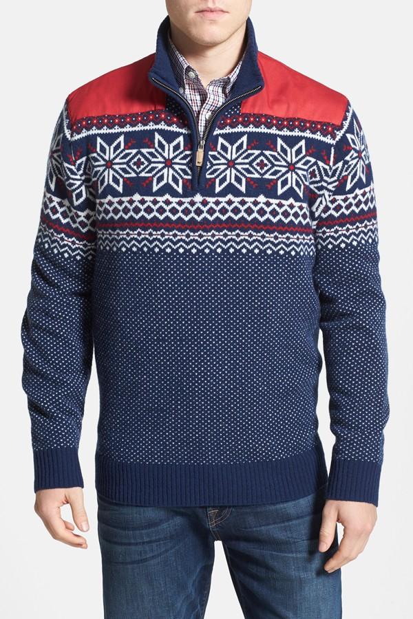best mens style shaving grooming lifestyle fashion blog vineyard vines christmas sweater