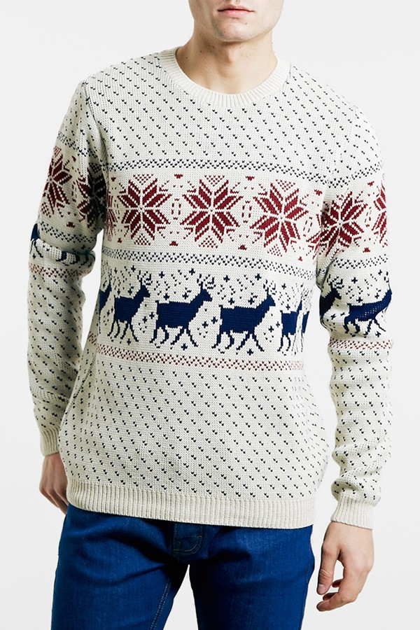 best mens style shaving grooming lifestyle fashion blog reindeer sweater 4