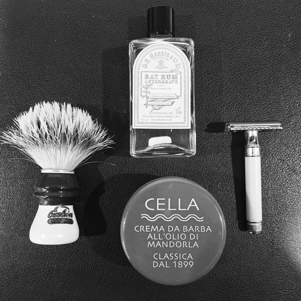 best mens style shaving grooming lifestyle fashion blog shave of the day december 11 2014