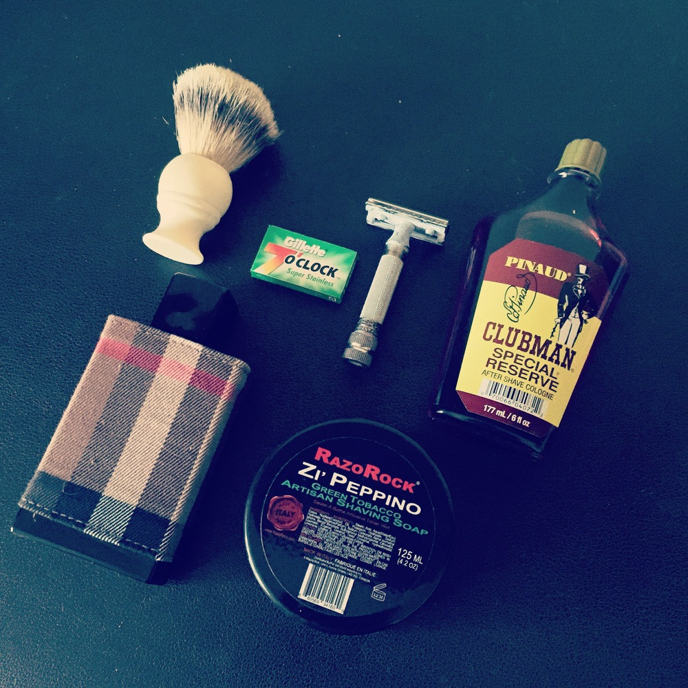 Shave of the Day (SOTD) - December 16, 2014
