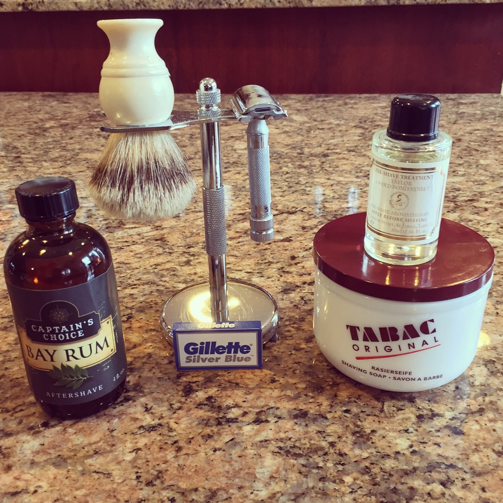 Shave of the Day (SOTD) - December 17, 2014
