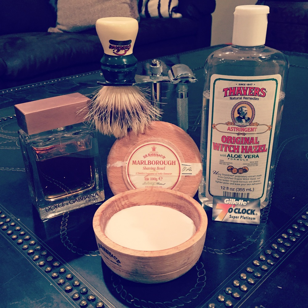 best mens style shaving grooming lifestyle fashion blog shave of the day december 22 2014