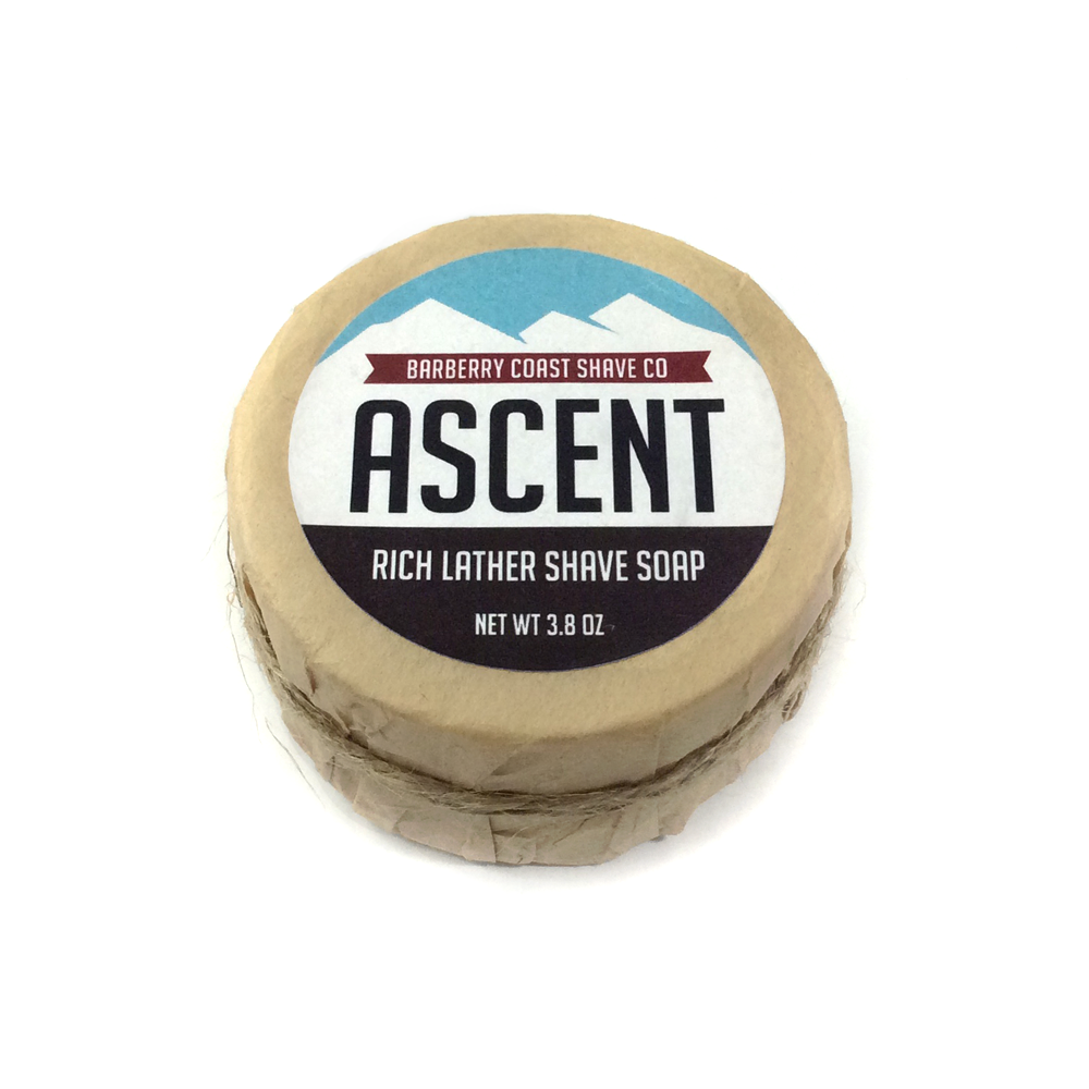 Shave and Groom: Barberry Coast Ascent Shaving Soap