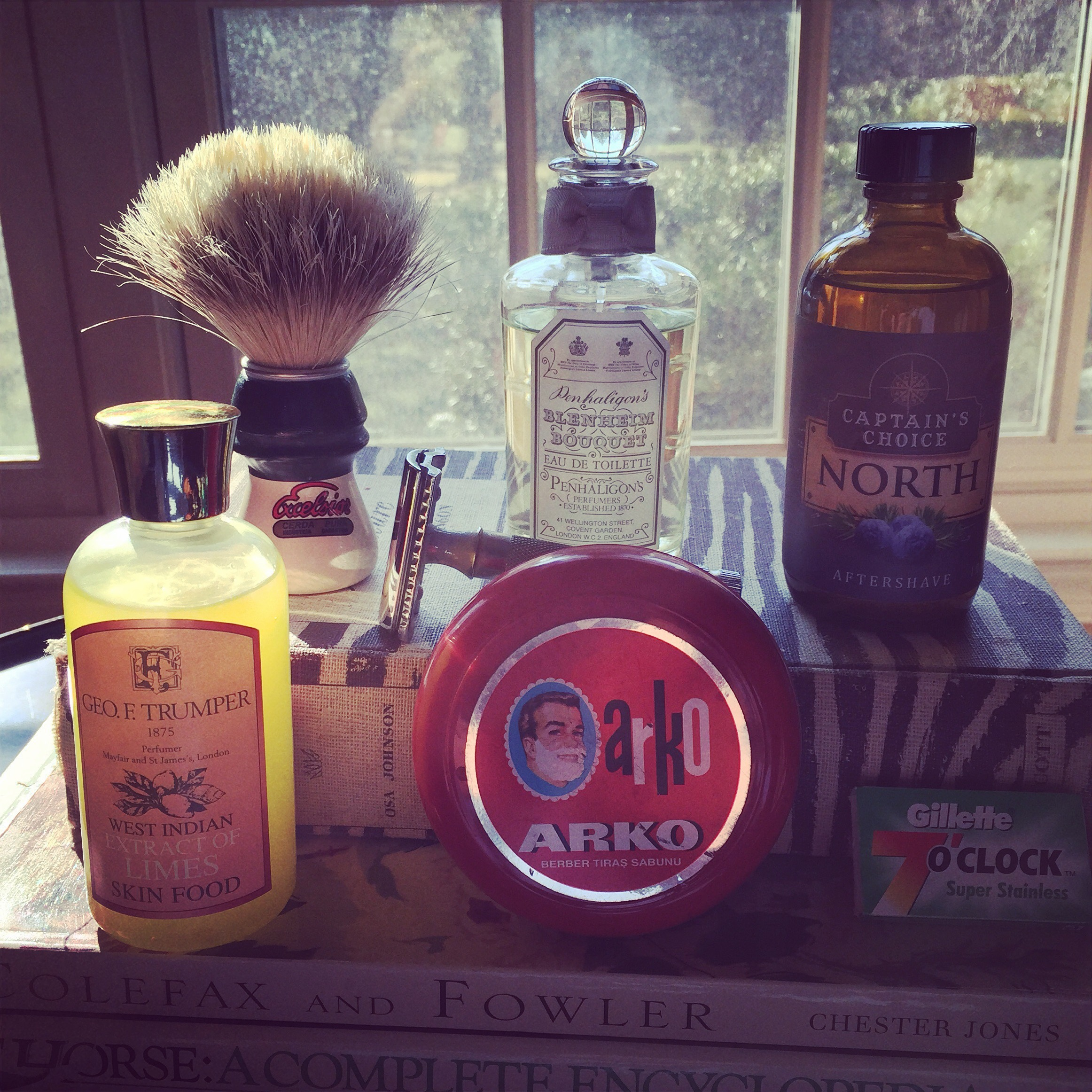 Shave of the Day (SOTD) - December 31, 2014