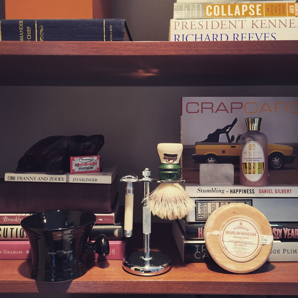 Shave of the Day (SOTD) - January 7, 2014