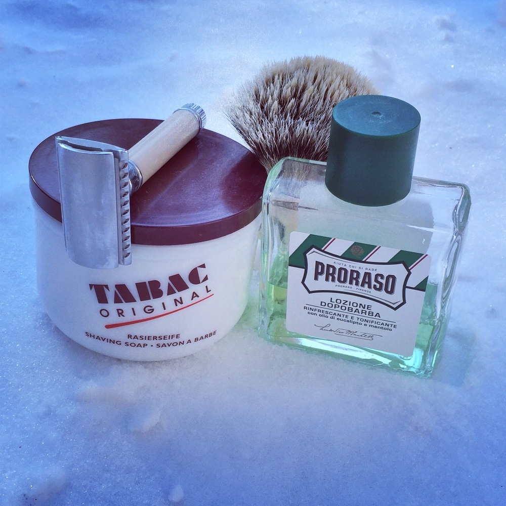 best mens style shaving grooming lifestyle fashion blog shave of the day january 8 2015