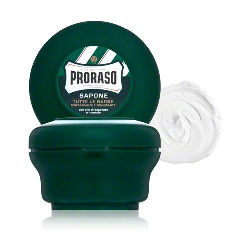 Shave and Groom: Proraso Green Shaving Soap Product Review