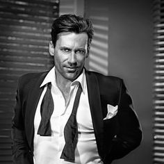 best mens style shaving grooming lifestyle fashion blog jon hamm tuxedo