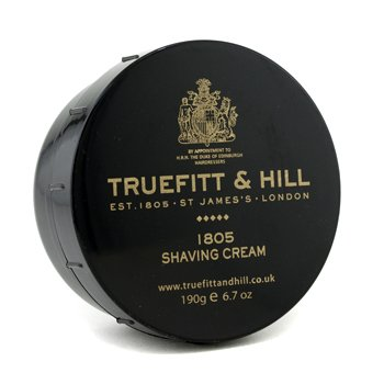 "Truefitt & Hill ""1805"" Shaving Cream Review"