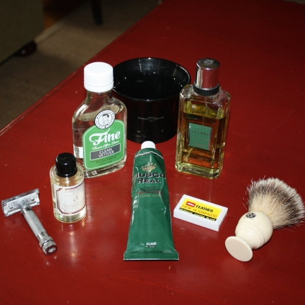 best mens style shaving grooming lifestyle fashion blog shave of the day april 8 2015