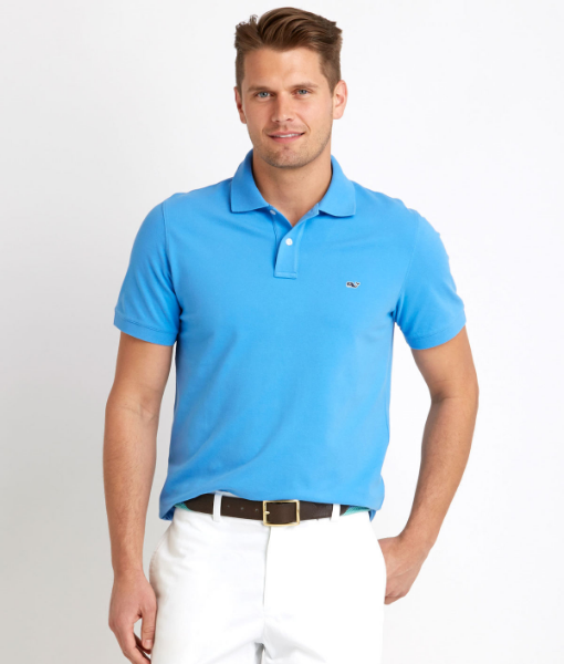 Polo shirt style autoankauf for Business casual polo shirt