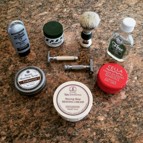 So You Want to Shaving with a Safety Razor