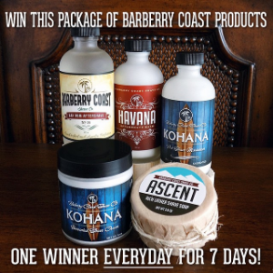 Barberry Coast EPIC Giveaway