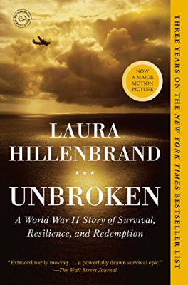 Unbroken: A Lesson in Perseverence