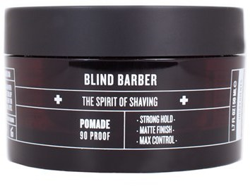 best mens style shaving grooming lifestyle fashion blog blind barber 90 proof pomade