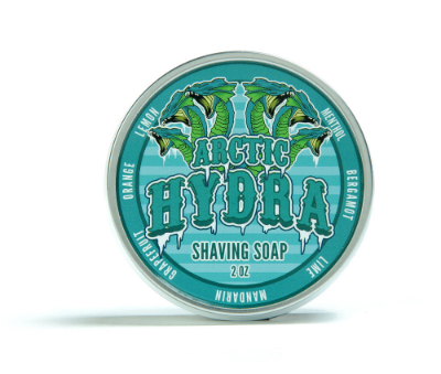 "Dr. Jon's ""Arctic Hydra"" Shaving Soap Review"