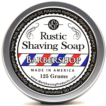"Wet Shaving Products ""Barbershop"""