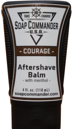 "Soap Commander ""Courage"""