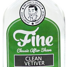 fine accoutrements clean vetiver aftershave