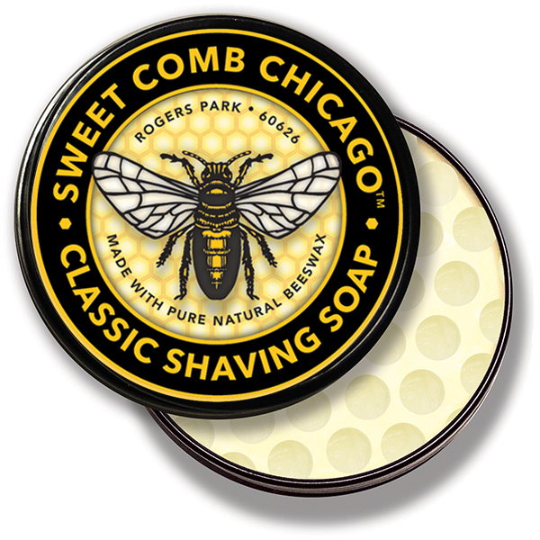 Sweet Comb Chicago Shaving Soap Review